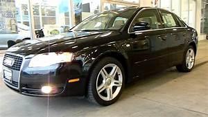Audi A4 2006 : brilliant black 2006 audi a4 2 0t quattro eastside mazda volkswagen in cleveland ohio youtube ~ Medecine-chirurgie-esthetiques.com Avis de Voitures