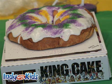 buy king cake  indianapolis