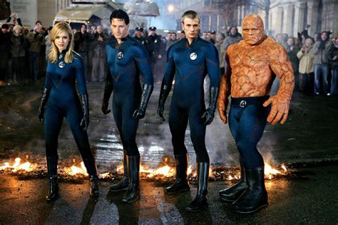 Fantastic Four Warned Mxdwn Movies