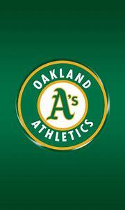 Oakland Athletics iPhone Wallpaper HD