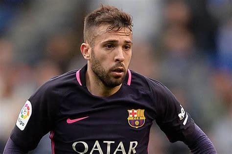 Man Utd Transfer News Jordi Alba, Fabinho, Tiemoue