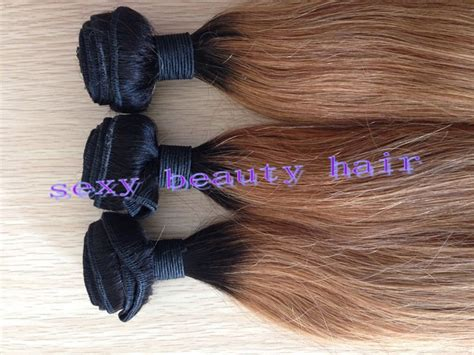 New Arrival Dark Root Color 1b/27# Honey Blonde Ombre