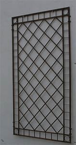 Rankgitter Metall 200 Cm : metall eisen spalier rankgitter rankhilfe wandgitter meran 100 rost rostig gartengestaltung ~ Bigdaddyawards.com Haus und Dekorationen