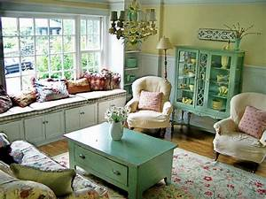 English Country Cottage Living Rooms Country Cottage