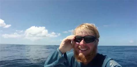 VIDEO. Pasaules apceļotājs Kārlis Bardelis okeānu šķērsos vienatnē | LA.LV