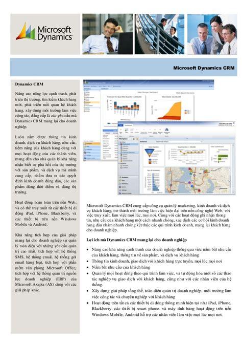 Microsoft Dynamics Crm Consultant Resume by Microsoft Dynamics Crm Datasheet