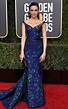 Camilla Belle from 2019 Golden Globes Red Carpet Fashion ...