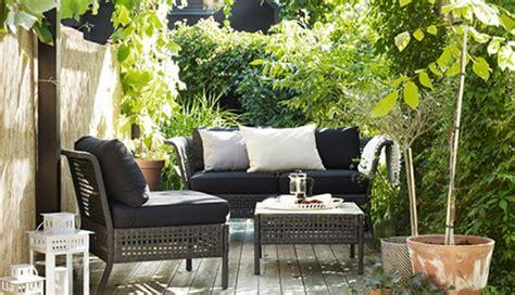 Ikea Garten Möbel by Ikea Gartenm 246 Bel 22 Stilvolle Ideen F 252 R Ihren Au 223 Enbereich
