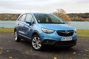 Avis Opel Crossland X : essai opel crossland x 1 6 diesel 99 p le copie ~ Medecine-chirurgie-esthetiques.com Avis de Voitures