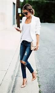 The Best Womenu0026#39;s Casual Blazer Outfit Ideas 2018 | FashionTasty.com