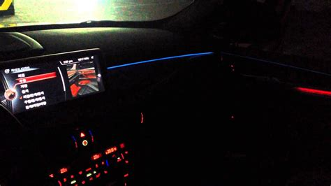 Bmw X5 Ambient Lighting