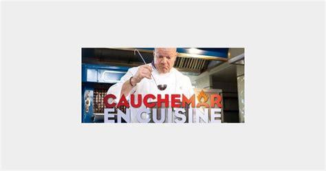 tv replay cauchemar en cuisine cauchemar en cuisine philippe etchebest à rethel sur m6