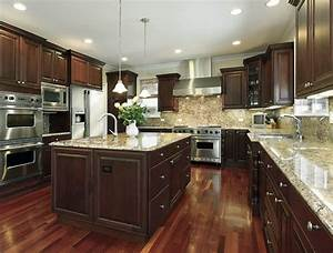 giallo ornamental dark cabinets backsplash ideas With what kind of paint to use on kitchen cabinets for father s day stickers