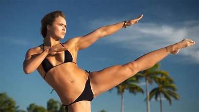 Rousey Ronda Ufc Issue Sports Illustrated Si