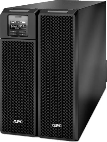 APC Smart-UPS SRT 8000 VA & 208 V – Costa Rica Enterprise