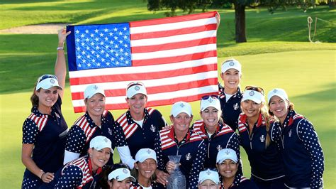 Nicole Castrale gives her verdict on America's Solheim Cup ...