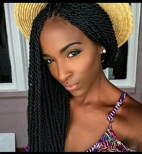 Twist Braids Hairstyles For by 50 Beautiful Ways To Wear Twist Braids For All Hair