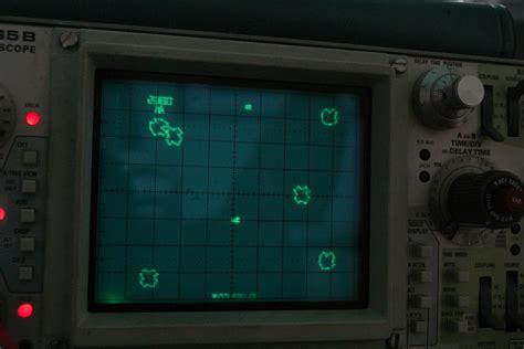 mame vector display   oscilloscope