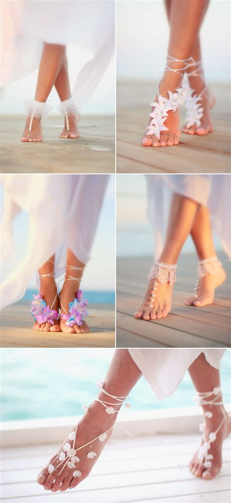absolutely gorgeous shoes  beach weddings praise