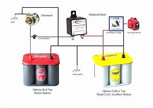 Wiring Diagram For Dual Rv Batteries