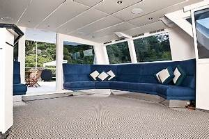 MV AQA Cruise Sydney Harbour Luxury Yacht Charter Sydney