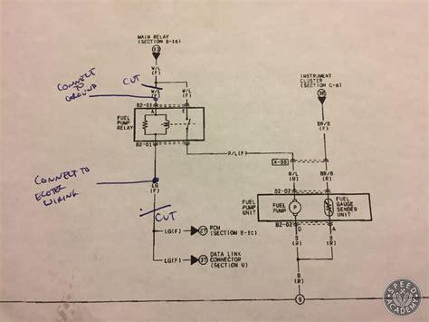 Mazda Miata Ecotec Swap Part Wiring