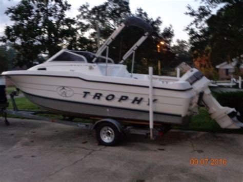 Bayliner Boats For Sale In Mississippi by 1995 Bayliner Trophy For Sale In Gautier Mississippi