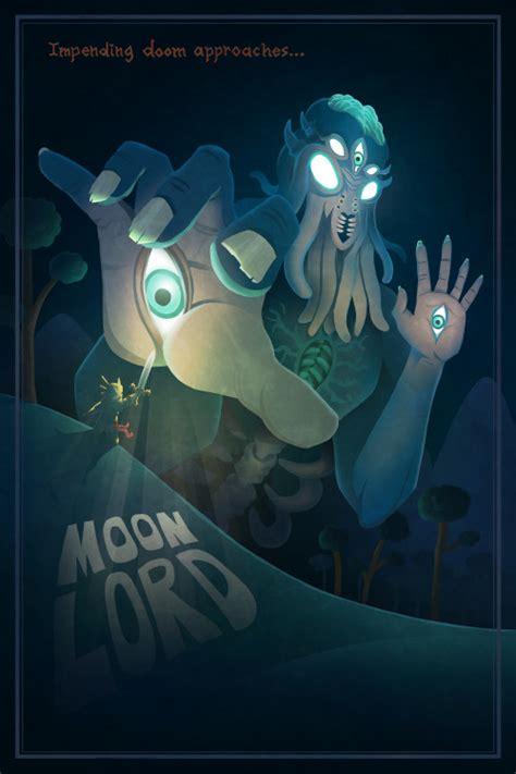 Terraria Moon Lord Tumblr