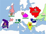 Pin on 1350 Imaginary European Championship
