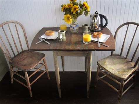 junk two person dining set dining table and chairs