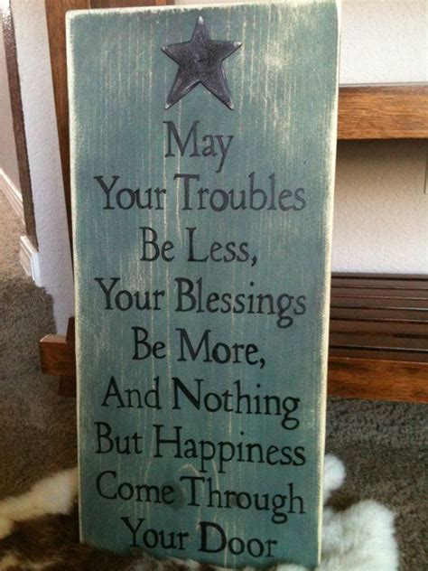 Etsy Primitive Rustic Wood Sign Famous Quotes