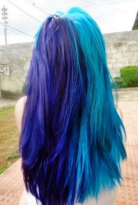 Dyed Hairstyles by Hairstyles Dyed