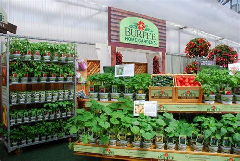 ready  plant vegetables  burpee home gardens eden