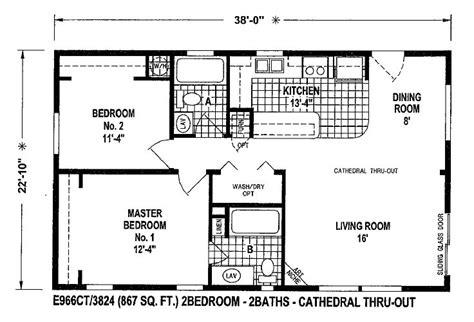 mobile home plans wide floor bestofhouse net 1153 - Mobile Homes Wide Floor Plan