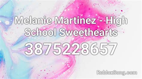 › roblox codes for royale high apartment music. Melanie Martinez - High School Sweethearts Roblox ID - Roblox music codes