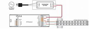 700ma 4ch Constant Current Rf Controller Sr