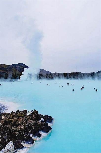 Iceland Winter Places Itinerary Trip Lagoon Week