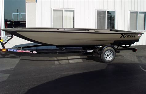 Express Flats Boats by Boatsville New And Used Xpress Boats