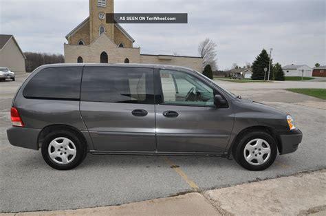 2006 Ford Minivan 2006 ford freestar cargo minivan