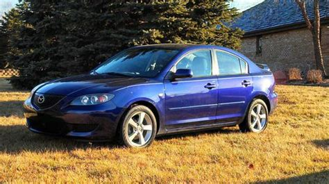 2005 Mazda 3i by Purchase Used 2005 Mazda 3i 4 Door 2 0l 4cyl 75 000 One