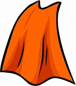 Image - Orange Cape.png | Club Penguin Wiki | Fandom ...