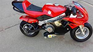 Saferwholesale Com Review 49cc 50cc Pocket Bike From Saferwholesale Com Call Now  In Stock