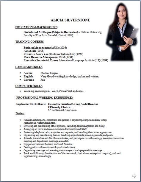 free resume templates downlaod 1000 professional