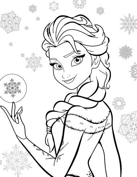 Coloré Gratuit by Coloriage De Disney Gratuit Elsa Frozen Artherapie Ca