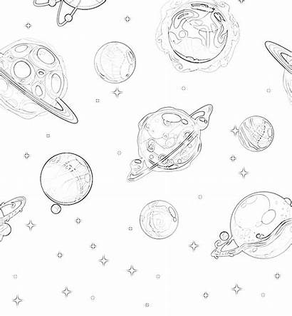 Solar System Coloring