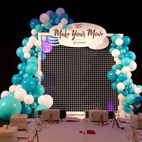 organic garland frames  stage backdrop   stage