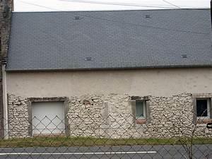 Mur A La Chaux : enduit chaux exterieur images ~ Premium-room.com Idées de Décoration