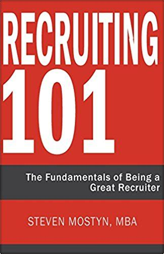 Recruiter Book by 20 Books Every Recruiter Should Read Continu