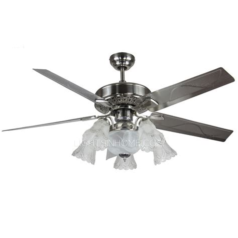 silver blade ceiling fan ceiling lights design antique ham silver ceiling fan with