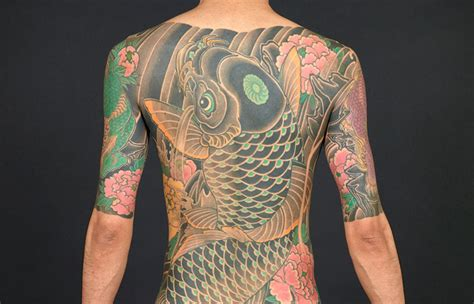 vmfa japanese tattoo perseverance art  tradition